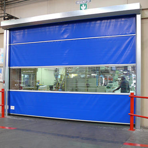 High Speed, Performance & Roll Up Doors