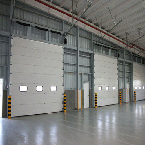 Sectional & Industrial Sectional Doors